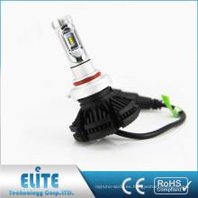 El CE al por mayor del CE Rohs certificó las luces del coche 50W 6000LM X3 9005 llevó la luz principal en coche