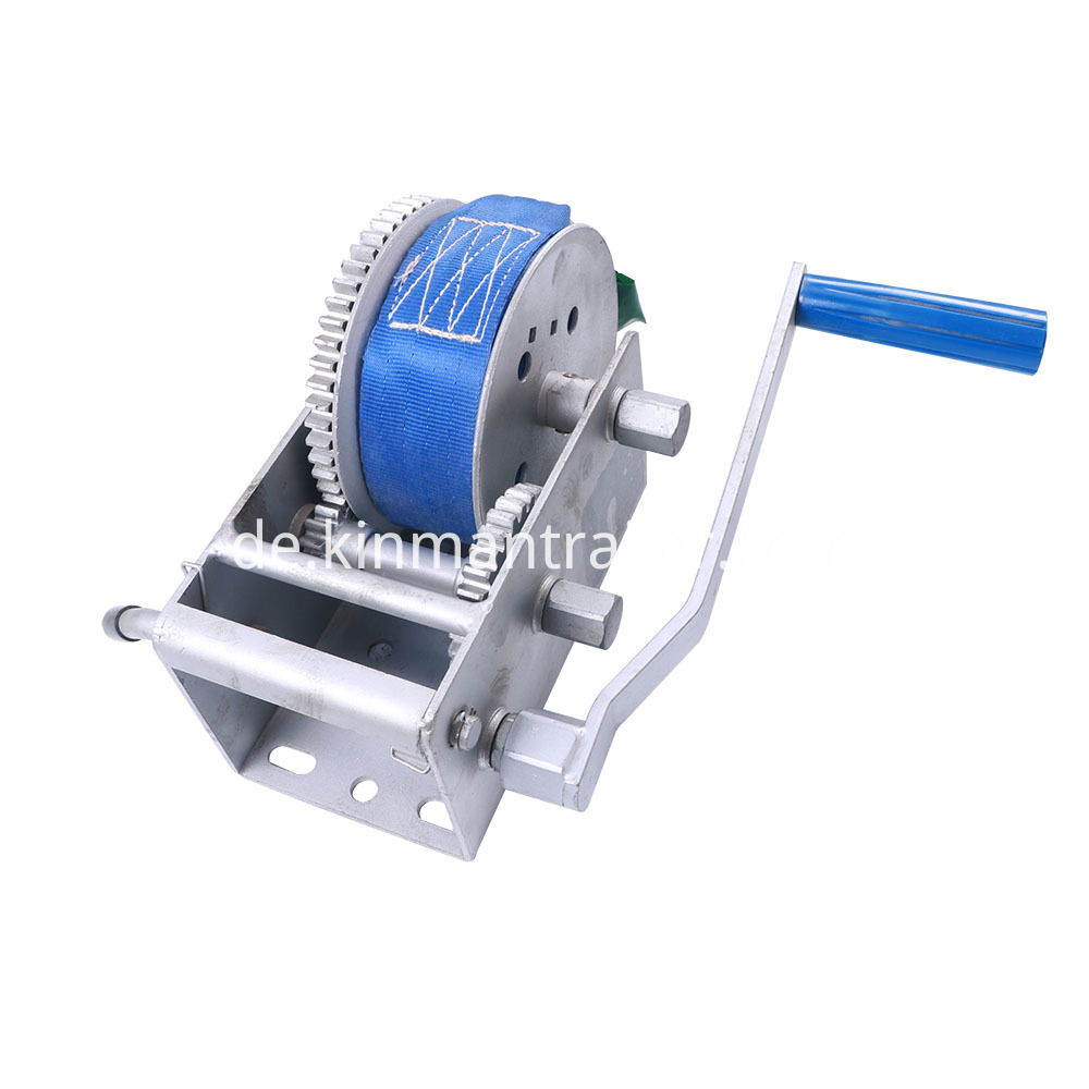 Hand Winch for Boat Dock