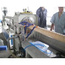 Оборудование для производства пластиковых гофрированных труб из полиэтилена высокой плотности
