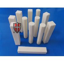 alumina ceramic rod bar industrial components