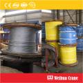Câble métallique de grue