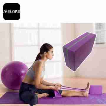 كتلة رغوة يوجا مخصصة من Melors Gym EVA