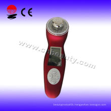 UB-006 Ionic Photon Ultrasonic Beauty Care Machine with LCD Display/Portable Beauty Care/Facial Massager/Body massager machine