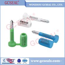 ГК-B005 различные цвета, доступные Ctpat Уступчивое высокое качество Производитель контейнер Болт уплотнения