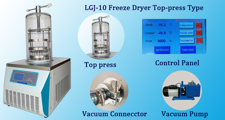lab Freeze Dryer