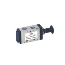 Los accesorios neumáticos de la serie ESP 4L empujan las válvulas de paso