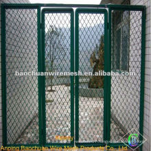 Green powder coated guarding wire mesh with high quality and reasonable price in store