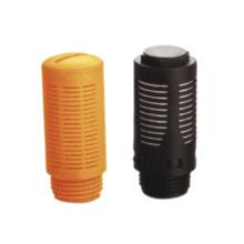 mufflers plastic pneumatic mufflers SU muffler