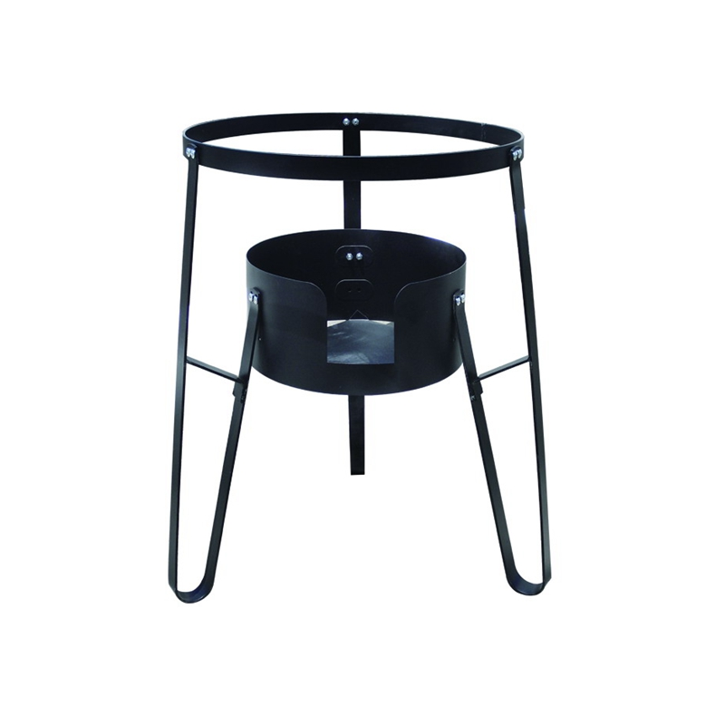 High Temperature Outdoor Cooking Burner Stand 27 Inches 1