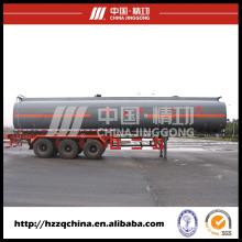 Tanque criogênico de GNL Semi-Trailer56000L (HZZ9403GHY) da China