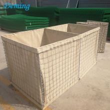 Factory Supply Galvanized Military Sand Wall Sicherheitsbarriere