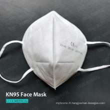 Respirateur à filtre auto-amorçant Kn95