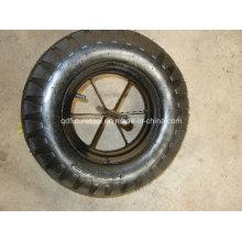 400-8 Big Block Tyre&Tube for Wheelbarrow
