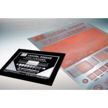 Plaque Flexo à base de métal Huaguang