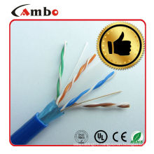 Factory price ftp oil filled cat6 cable 305m High speed 1000Mbps