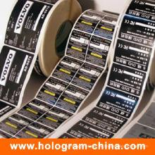 Hochwertige individuell bedruckte Aufkleber Label