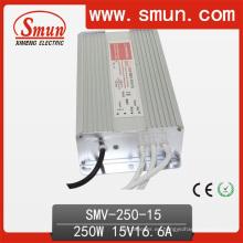 Controlador electrónico LED impermeable (SMV-250)