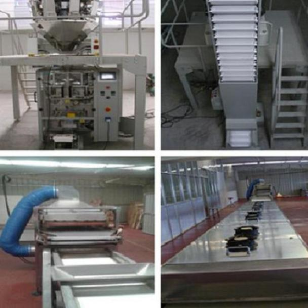 Goji wolfberry processing equipment