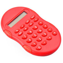 Colorful Portable Calculator with Purse Size