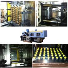 Máquina de moldeo por inyección de preformas PET 208ton (LSF208)