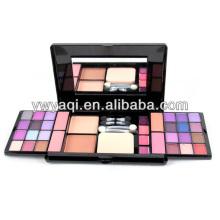 Professional makeup brush set cosmetics packaging