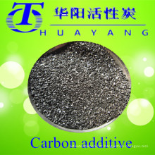 Conteúdo de enxofre 0,24% carbono aditivo de 3-8 mm