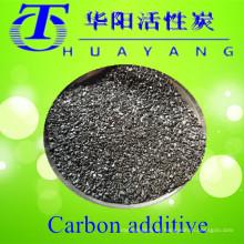 Contenido de azufre 0.24% 3-8mm de carbono aditivo