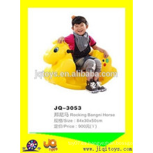 2016 Jardín de infantes animal lindo animal rocking caballo para niños