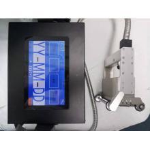 Большой символьный струйный принтер с ЖК-экраном с диагональю 4,3 дюйма