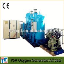 Niedrige Kosten der Sauerstoff-Anlage PSA System CE-Zulassung China Manufacture OEM