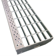 outdoor galvanized steel stair treads for platform