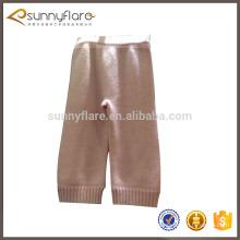 Pantalon tricoté enfants en cachemire
