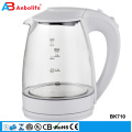 new innovation 1.2L stainless steel heating plate and dry boil protection electric thermostat kettle with ETL UL certification