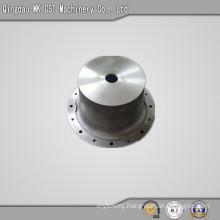 Aluminum Pedestal with Machining
