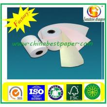 55GSM Virgin Pulp Carbonless Paper Printing