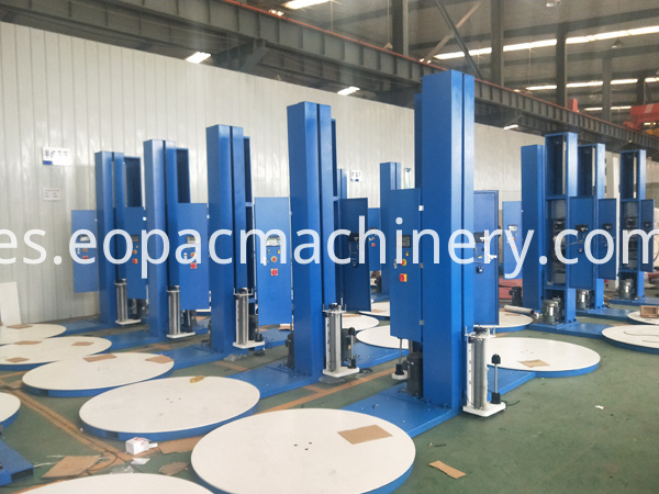Pallet Packing Machine
