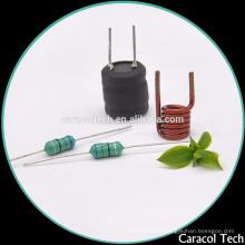 DR1013 Series Choke Radial High Current Corizontal Filter Inductors Para telefones sem fio