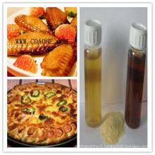 Additif alimentaire en poudre de protéine végétale hydrolysée