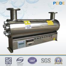 320W Ss316 253.7nm 2PC UV Lamp Auto Clean UV Sterilizer