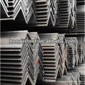 supplying good equal angle steel bar