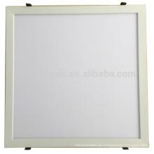 Quadrado smd ultrafino 36w 45w 600x600 levou luz do painel