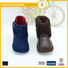 Baby-Schuhgroßverkauf 2015 neue Ankunftsart und weise reizende lederne Kinder lädt Schuhe auf
