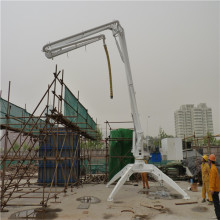 CE Approved Concrete Placing Boom Hgy15 China Lieferant für Verkauf