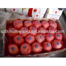 Лучшее свежее красное яблоко fuji