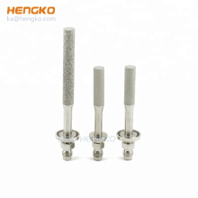 Sintered Stainless Steel Powder Micro Air Stone Ozone Bubble Diffuser
