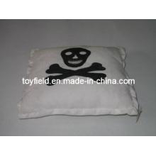 Halloween Pillow Stuffed Devil Plush Cushion