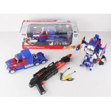 1: 14 RC brinquedo controle remoto transformar robô carro (h3386147)
