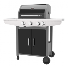 Three Burner Garden Gas Barbecue Grill