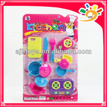Kids cooking play set toys
