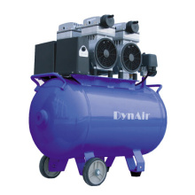 1100W Dental Silent Oilless Air Compressor